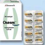 Лекарство Омник от простатита: описание, инструкция, отзывы