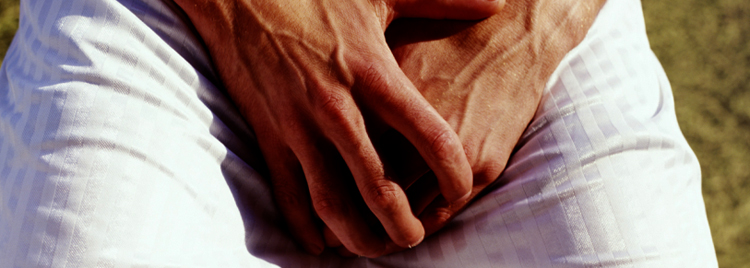 Хронический простатит боли в члене