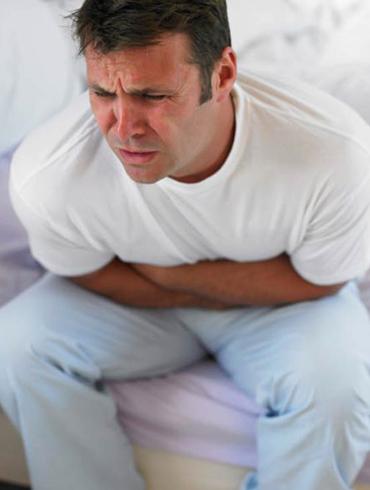 У мужчины сильные боли