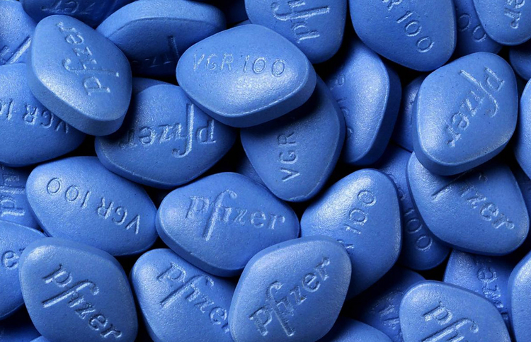 Таблетки Виагры