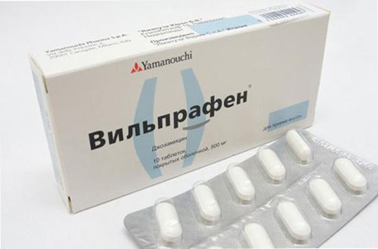 Форма выпуска таблеток