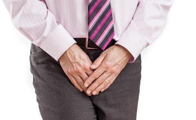 Симптом простатита у мужчины