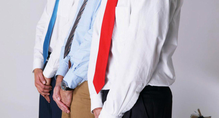 Мужчины с простатитом