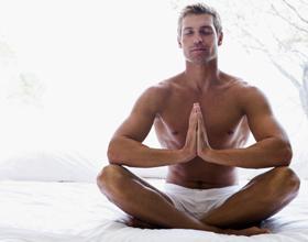 Йога при простатите и аденомы простаты