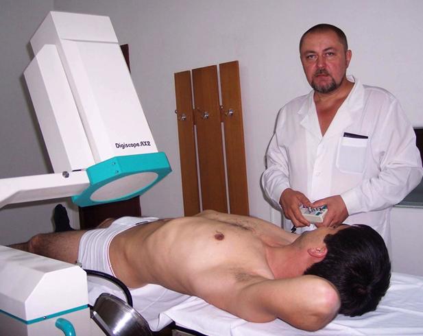 Лечение лазером