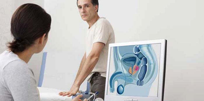 Диагностика простатита у мужчины