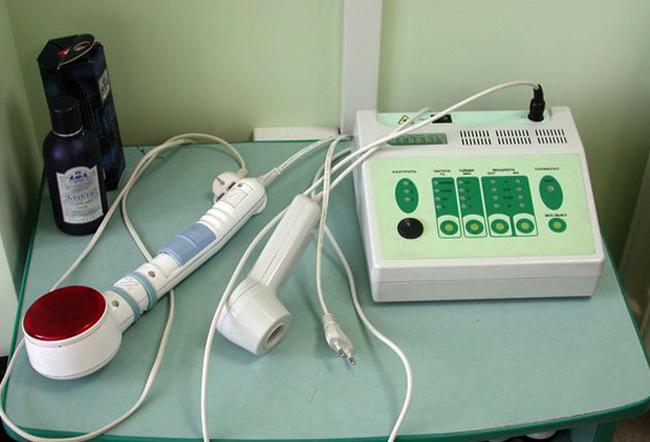 Аппарат для физиотерапии