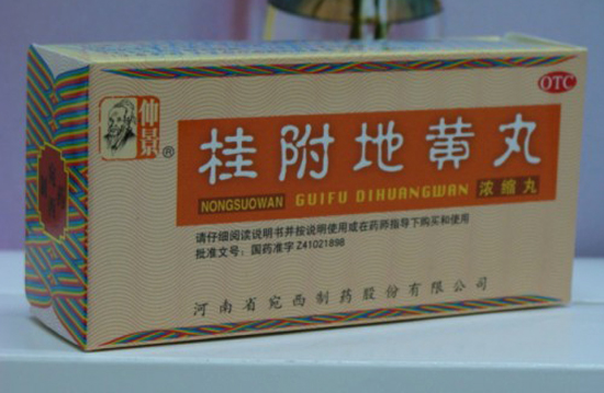 Gui Fu Di Huang Wan