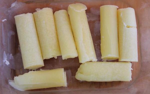 Свечи из меда