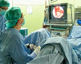 Операция по удалению простаты лазером